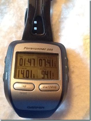 aug 19 long run