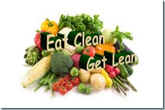 eat clean get lean