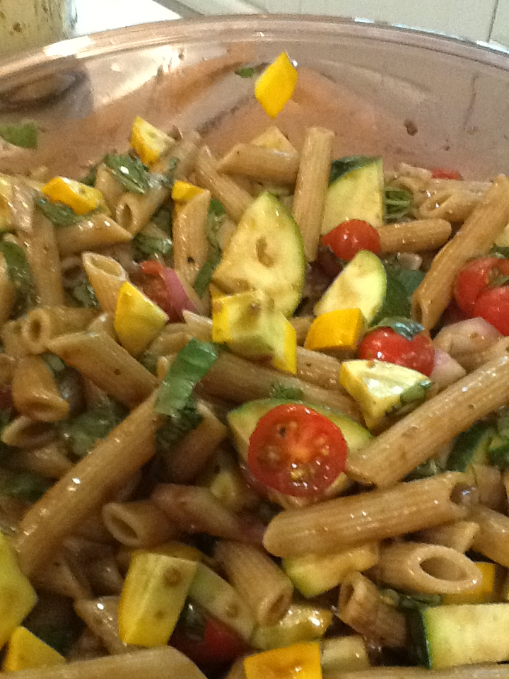 Paleo Home Town Drive-In Pasta Salad