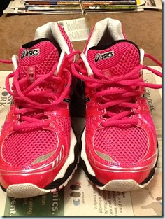 my fast shoes