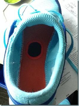 shoe sensor
