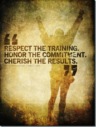 cherish the results