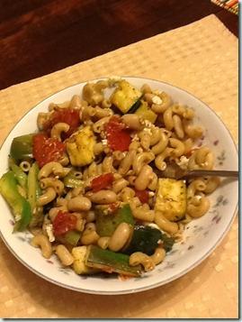 leftover med veg