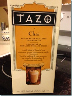 tazo concentrate
