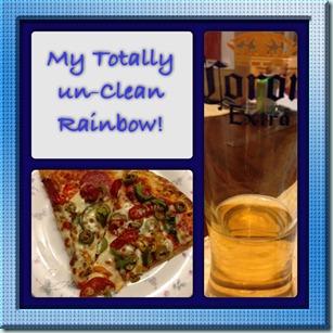 unclean rainbow
