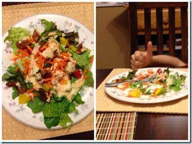 buf chick salad