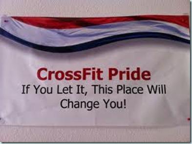 crossfit pride