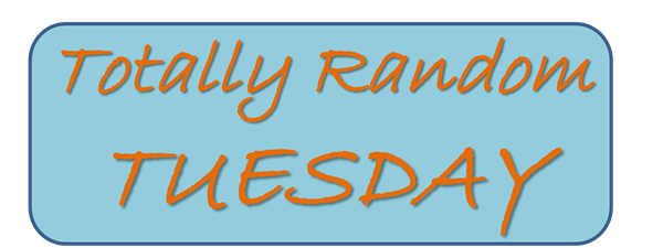 Totally random tuesday 2
