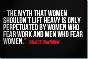lift heavy