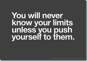 push limits
