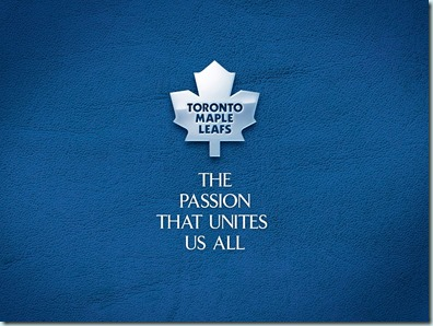 Leafs passion