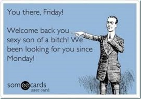 hey friday