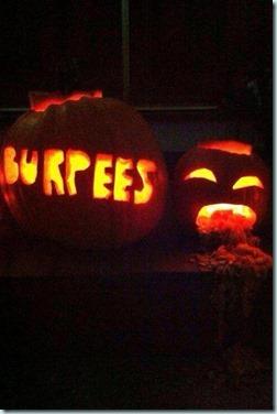 burpee pumplin