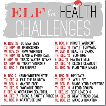 elf for health 2013