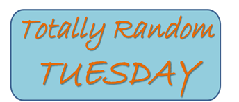 totally random Tuesday