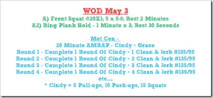 wod may 3