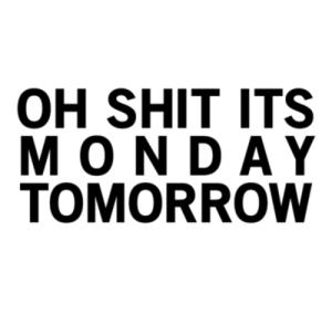 tomorrow's monda