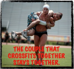CrossFitCoupleCarry
