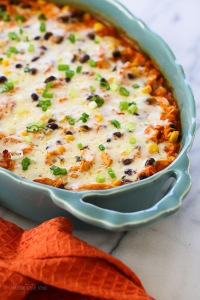 Mexican spiralized sweet potato casserole-3
