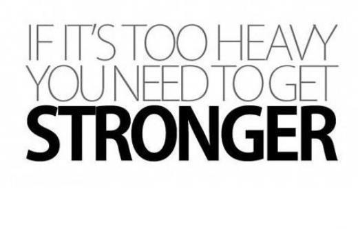 Get-Stronger